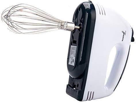 SOAR Batidoras amasadoras Mezclador de Mano de Acero inoxidable-100W batidora eléctrica Durante Mezcla batidor de Huevo, Crema, bateador, Fácil de Blender Manual: Amazon.es