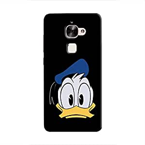 Cover It Up - Don Duck Print Le 2 Hard Case