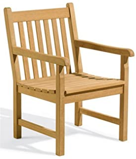 Amazoncom Oxford Garden Franklin Shorea Rocking Chair Patio