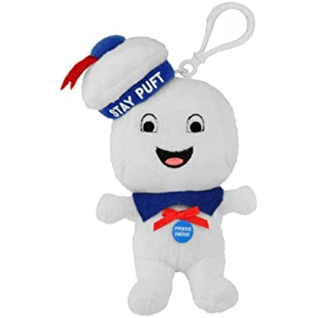 Underground Toys Stay Puft Marshmallow Man Happy Plush, 4