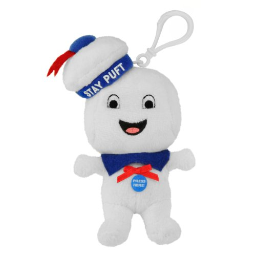 Ghostbuster Marshmallow Man (Underground Toys Stay Puft Marshmallow Man Happy Plush, 4