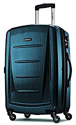 Image of the product Samsonite Checked Large that is listed on the catalogue brand of Samsonite.
