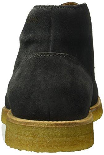 Sioux Bitaro, Zapatillas de Estar por Casa para Hombre Gris - Grau (Asphalt)