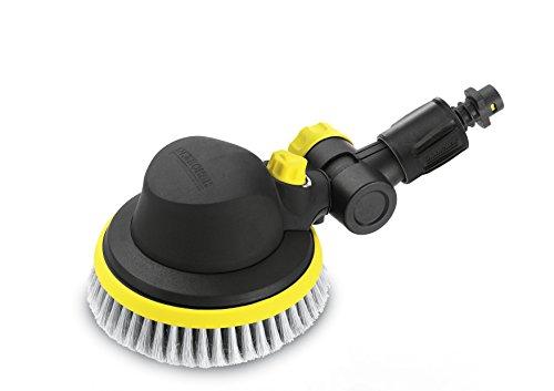 Kärcher 2.643-236.0 - Cepillo de limpieza (Negro, Amarillo)