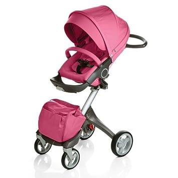 Amazon.com: Stokke Xplory, color rosa (2011): Baby