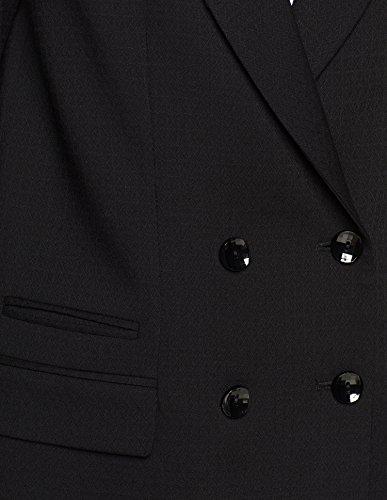 Giacca Primo Limousine Donna Z99 Cappotto Nero Armaturato nero Pinko SaBT4T