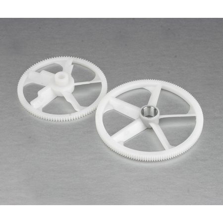 (High Strength Main and Tail Drive Gear Set: XL)