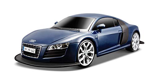 Maisto R/C 1:10 Scale Audi R8 V10 Radio Control Vehicle (Colors May Vary)