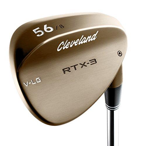 Cleveland GOLF(クリーブランドゴルフ) ピッチングウェッジ RTX-3 V-LG ローヘッド ウェッジ US仕様 [並行輸入品] スチール 11000339 右利き用 B01KH6TP7U