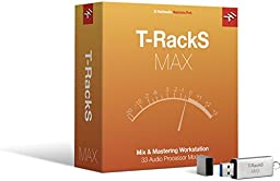 IK Multimedia T-RackS MAX Bundle (boxed with USB Drive)