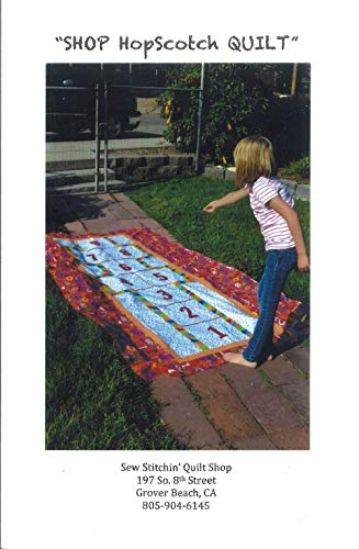 hopscotch quilt pattern - 6