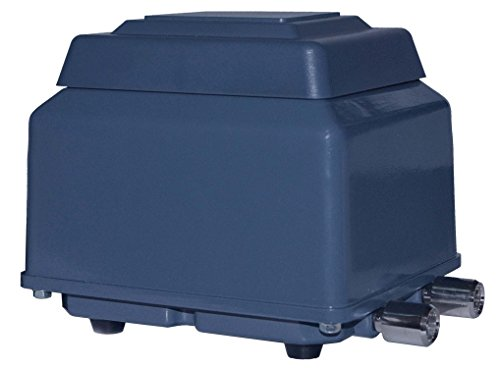 EasyPro KLC25 Linear Diaphragm Pond Aerator Air Compressor 23 ()