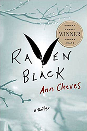 raven black the shetl and series 1 cleeves ann