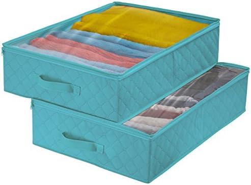 Sorbus Underbed Organizer Foldable Bedrooms