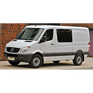 Amazon.com: 2011 Mercedes-Benz Sprinter 2500 Reviews, Images, and Specs: Vehicles
