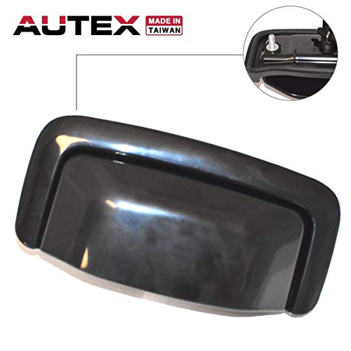 02 tahoe rear door handle smooth - 1