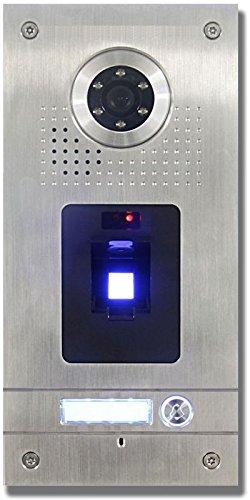 Videosprechanlage AE SAC562C-CKZ Türsprechanlage mit Kamera