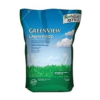 GreenView Ready2Go Spreader Lawn Food Refill Bag