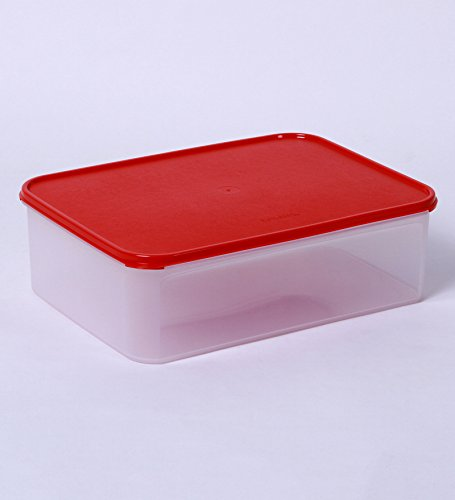 Tupperware Double Crisper Plastic Container, 9.4 Litres, Multicolor