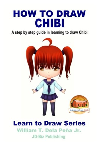How To Draw Chibi - A step by step guide in learning to draw Chibi