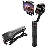Zhiyun Smooth III Smooth 3 3 Axis Handheld Gimbal Stabilizer for Smartphone like iPhone X 8 plus 7+ 7 6+ 6 5S, Samsung Galaxy S8 S8+ S7+ S7 S6 S5 Note8 Note 8 ect, Max 6 260g Payload