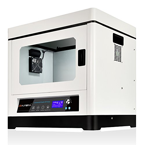 JGAURORA Large 3d Printer - 350 x 250 x 300 mm