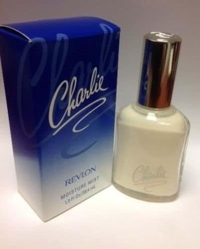 Revlon Charlie Moisture Mist Spray 1.3 Fl Oz / 38.4 Ml.