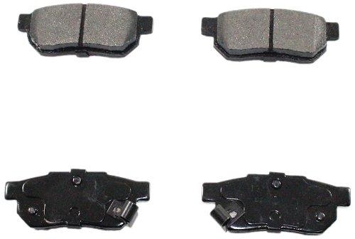 Acura Integra Rear Brake Pads - 6