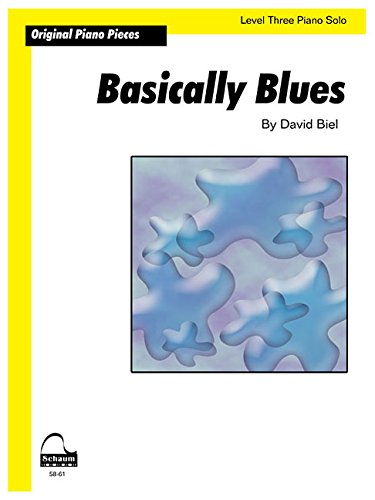 Basically Blues: Schaum Level 3 Sheet (Schaum Publications) pdf