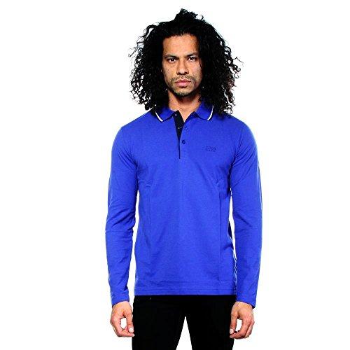Hugo Boss Plisos Polo Shirts M Men Blue