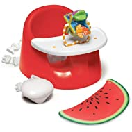 Prince Lionheart bebePOD Flex Plus Baby Seat, Watermelon...