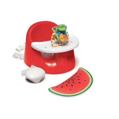 Prince Lionheart bebePOD Flex Plus Baby Seat, Watermelon Red (Prince Lionheart Baby Seat)