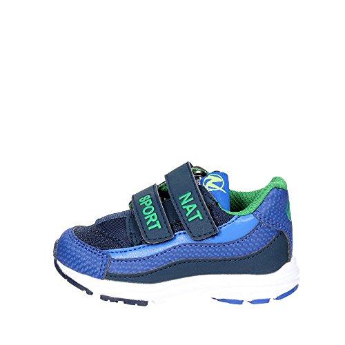 Naturino 0012010286.01.9101 Zapatillas de Deporte Bajas Boy Azul