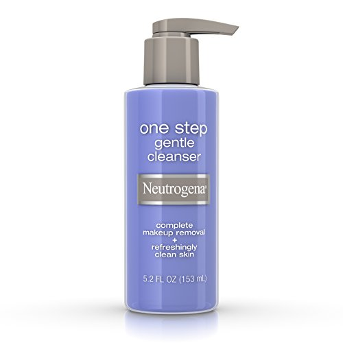 Neutrogena One Step Gentle Facial Cleanser And Makeup Remove