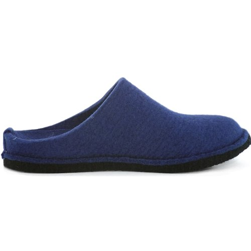 Haflinger Flair Soft 311010/72Unisex Felt Slippers jeans colour XhPUp6gYJJ