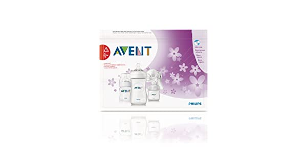 Amazon.com: Philips AVENT Microondas Bolsas de ...