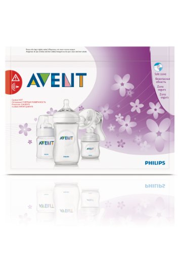 (Philips Avent Microwave Sterilizing Bags, 5 Count )