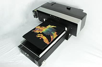DTG Direct To Garment T-Shirt Personal DIY Printer BUILD Video, PDF and SOFT