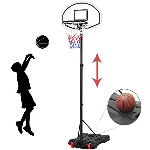 Yaheetech Kids Portable Basketball