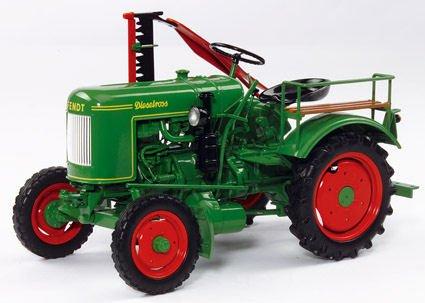 Schuco Fendt Dieselross F20G Traktor Modell 1:18