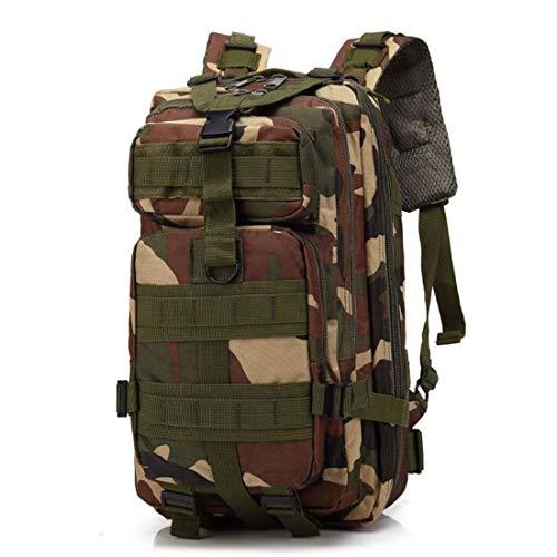 impermeabile Zaino viaggio Jakiload laptop per uomo per Zaino nella giungla Camouflage per wUxRYqTA