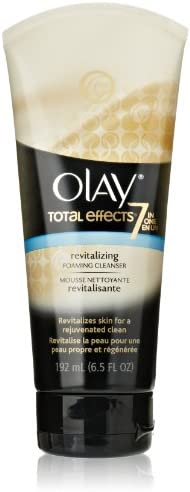Olay Total Effects Revitalizing Foaming Cleanser 6.5 Fl OZ (Pack ...