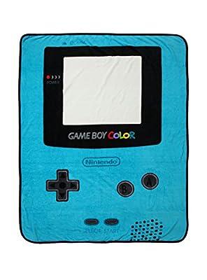 Nintendo Game Boy Color Throw