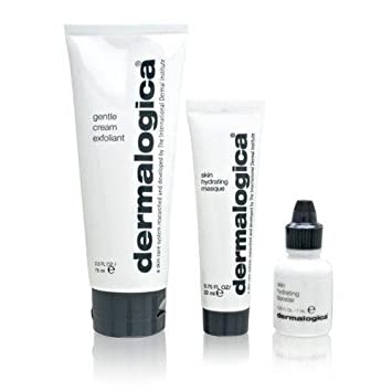 3 Pack - Dermalogica Gentle Cream Exfoliant 2.5 oz Babor - Skinovage PX Perfect Combination Daily Mattifying Cream (For Combination & Oily Skin) -50ml/1.7oz