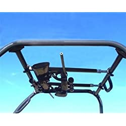 UTV Overhead Gun Rack by For John Deere Gator 825