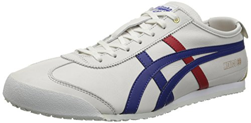 Onitsuka Tiger Mexico 66 Fashion Sneaker Bianco / Blu Scuro