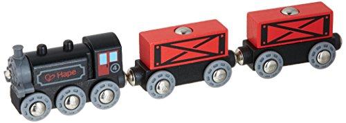 Hape Railway Steam-Era Freight Train ()