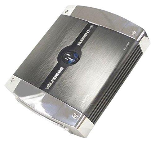 VOLFENHAG ZX5160 2-Channel 800W Car Amp [並行輸入品] B076CRLKGK