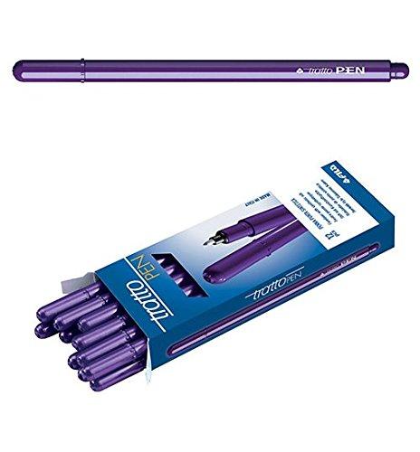 Pennarelli Tratto Pen 12 pz Verde