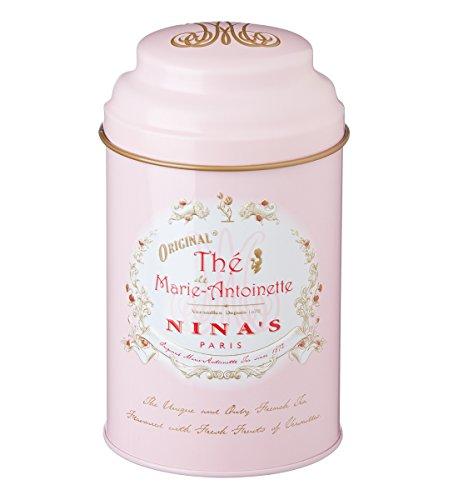 Pink Tin (Tea L'Original MARIE-ANTOINETTE PINK TIN)